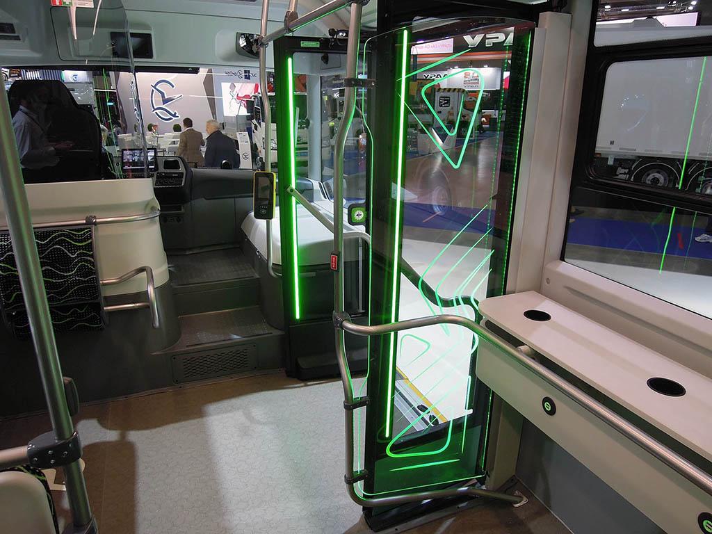 салон автобуса CITYMAX 9