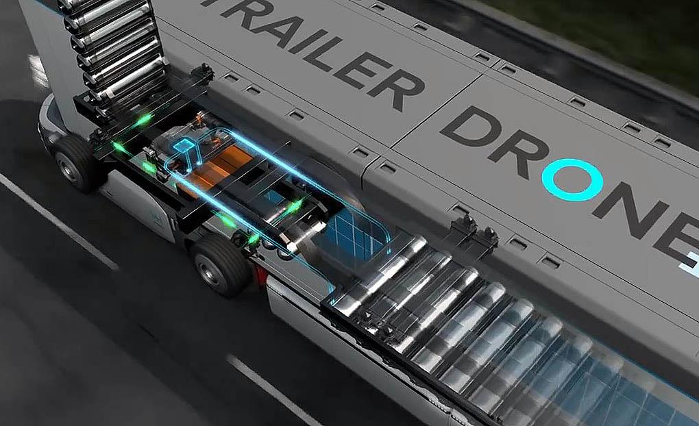 концепт Hyundai Trailer Drone_2