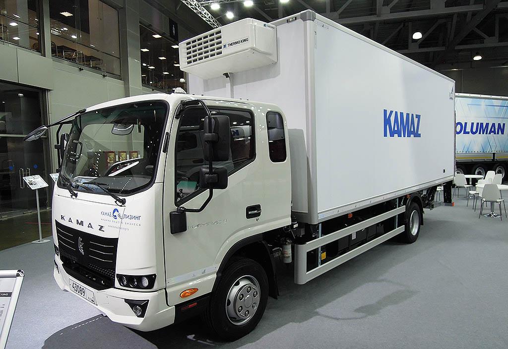 КАМАЗ-43089 «Компас-9»_2