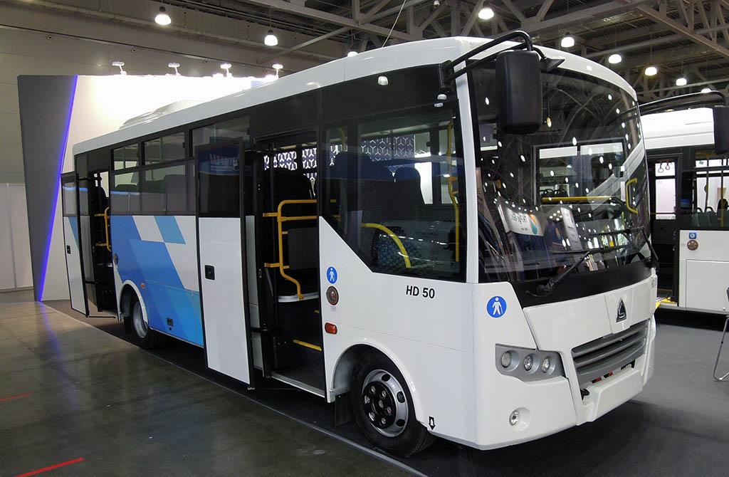 междугородний автобус SAZ HD50