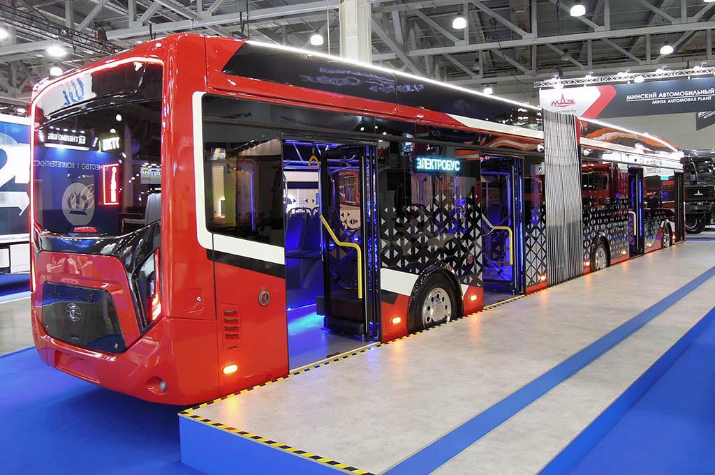 сочлененный электробус 6245 «Пионер max»_1