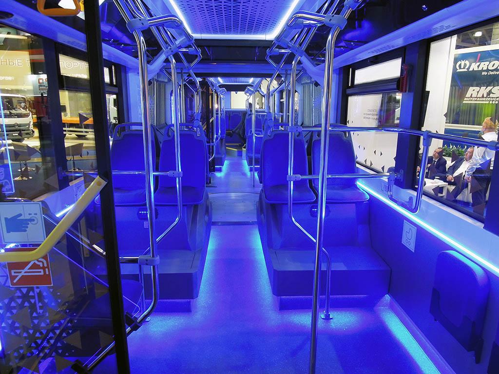 салон электробуса 6245 «Пионер max»