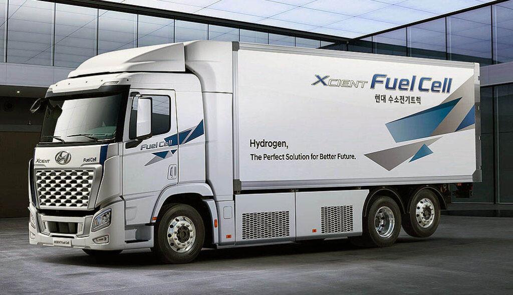 Дилер Iveco будет обслуживать водородные грузовики Hyundai