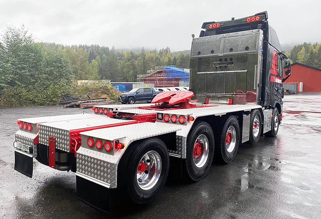 седельный тягач Volvo FH16 750 10х4 Globetrotter XXL _1